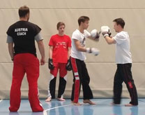 Junioren Workshop Faak See Kickboxen