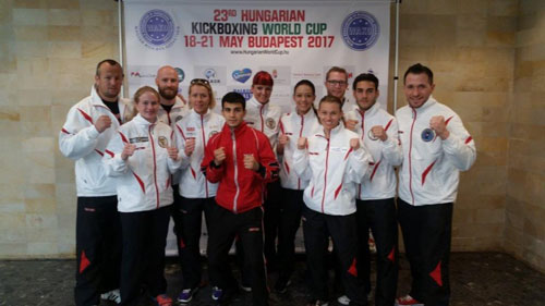 23. Hungarian Kickboxing World Cup